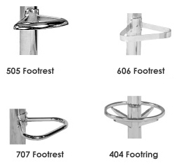 Floor Attachment Options